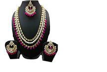 Attractive Indian Bollywood Designer Bridal Jewellery Set