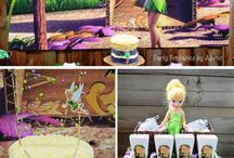Tinkerbell Party Ideas
