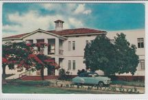 ANDREWS MEMORIAL HOSPITAL / Founded by Seventh-day Adventist Church, the Andrews Memorial Hospital has been operating in Kingston, Jamaica, since mid-1940s. The hospital cared for some 165,000 patients during the first 18 years of operation. (SDA Encyclopedia, 1976:44)