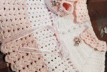 Croche feitos por mim