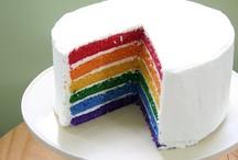 bolos arco-iris