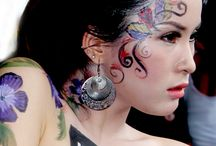 Face Body Painting Jakarta