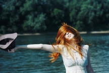 Shades of Red / fellow redheads / by Danielle Meier