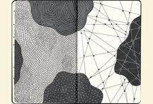 Black & White / Black & white patterns, design, illustrations & inspiration.