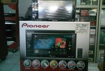 Double din PIONER 175 DVD