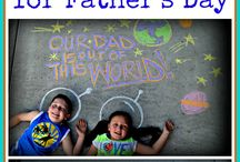 DIY Gifts for Dad and Grandpa / Personalized Gifts are perfect to show Dad how awesome he is.  Check out these gift ideas for Dads on Father's Day.