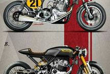 Cafe racers Costa