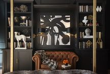 Black Interior Design
