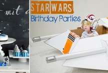 Lego Star Wars Birthday Ideas / by Kristi Norton