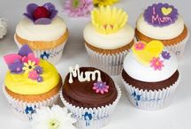 Mother's Day 2015 / Show mum how much you love her with a box of 6 fresh, delectable Cuckoo's cakes, perfectly packaged and sent straight to her door!