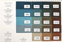 colors to dye / by floris@florisflam.com