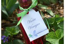 Gardens - Herb, Vinegars, etc