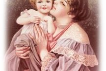 le rose / tendresse, féminité, enfants, sucreries.