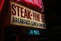 Las Vegas Signs / Signs In and Around Las Vegas