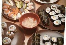 Hops Sushi / Sushi by Hops