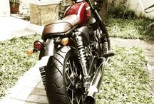 dream motorcycle
