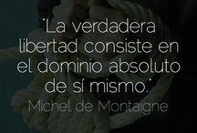 Michel Montaigne