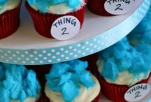 Dr. Seuss Party Ideas / by Lisa Kendall