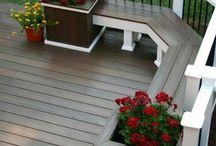 deck ideas / by Diane Sharp