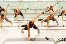 Физические упражнения / Тренировки для дома или зала