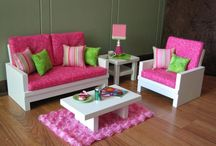 cute dolls furniture