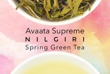 Green Teas / Green Teas are also a very popular tea type and are the most consumer after black teas. Green teas are non-fermented / non-oxidized and hence contain the highest amount of natural anti-oxidants and flavonoids.