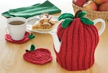 Crochet - tea cozy