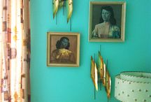 Sixties decor