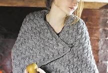 Knitting Wraps and Shawls / all free knitting patterns for stoles, shawls and wraps.
