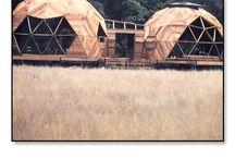 Geodome buildings