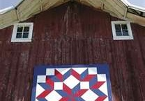 Barn Quilts / lovely barn quilts