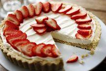 Desserts - Pies/Tarts/Crostatas