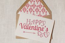 be my valentine / Valentine's Day finds and inspiration.