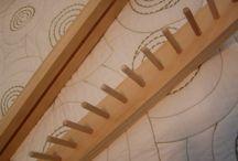 Weaving looms / Weaving tools