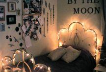 Um quarto  para dormir  descansado