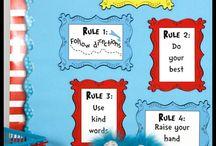 Reglas/normas colegio