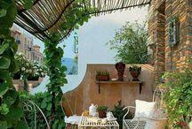 Gardening and green stuff
