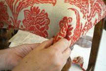 tapizar una silla