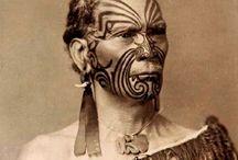 Facial Tattoos