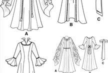 régi ruhák