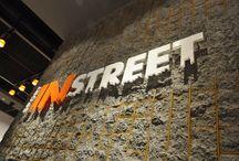 Sport in Street APPLICATION / Retail Design