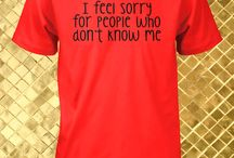Funny ideias for shirts