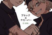Anime - Black Clover