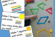 Shapes Numeracy Reception/Year 1