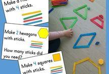 Počítání a tvary