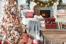 Christmas Style Series: Cabin-Chic Christmas