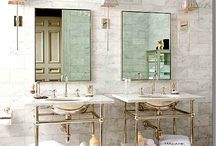 Bathrooms / by Leslie Moncus Chapman