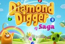 Diamond Digger Saga Hack