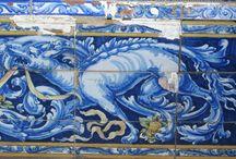 arte en azulejos