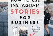 Instagram Resources / Instagram tips & tricks to build your following.